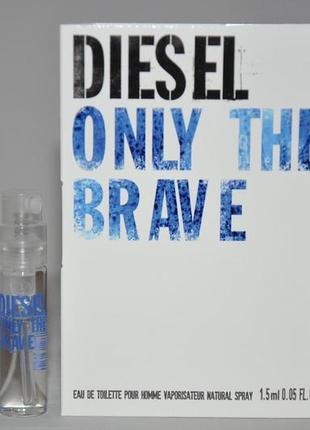 Diesel only the brave (пробник)