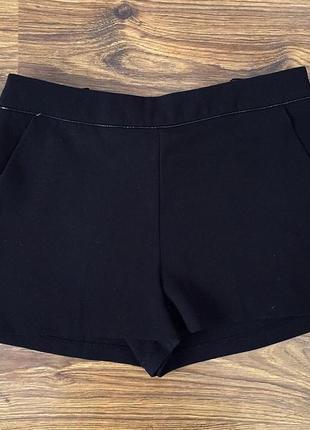 Стильные шорты от атм из плотной ткани