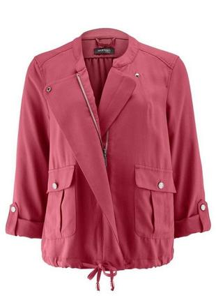Куртка-ветровка в стиле casual от tchibo(германия), размер наш: 48-50 (42 евро)