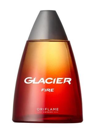 # розвантажуюсь туалетна  вода glacier fire