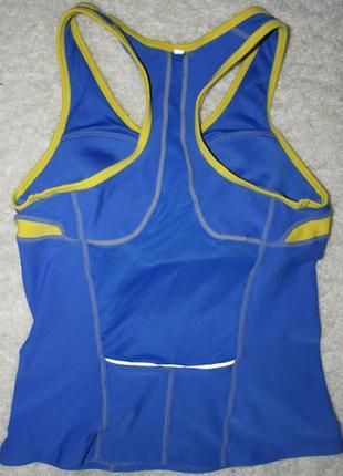 Nike fit dry майка livestrong спортивная компрессионная футболка
