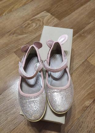 Туфли с ушками
