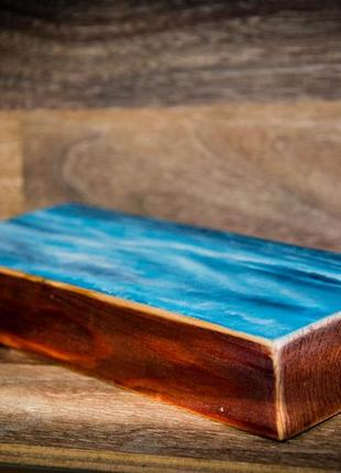 Живопись маслом на деревянной доске