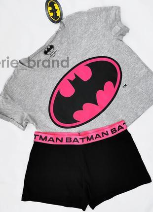 Пижама batman оригинал s и м + бесплатная доставка + подарочная упаковка!