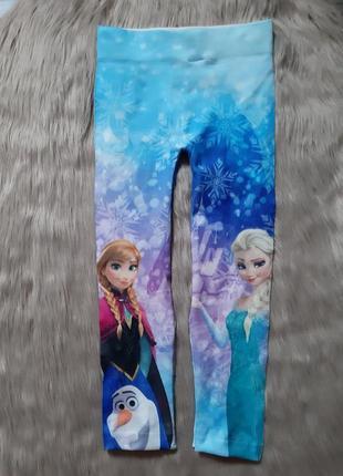 Disney лосины дисней холодное сердце frozen