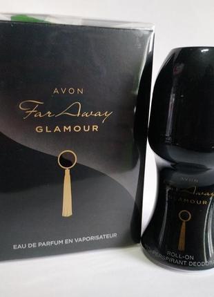 Набір avon far away glamour
