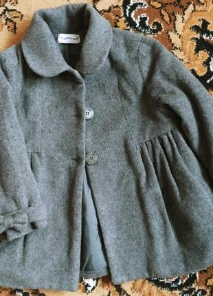 Пальто 92р