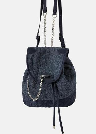 Очень стильный рюкзак zara