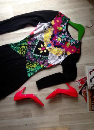 Невероятное платье h&m