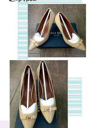 Шикарные туфли cole haan