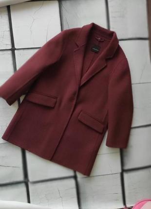 Шикарное пальто/тренч для модницы от zara