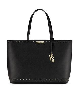 Распродажа! черная сумка victoria's secret original #розвантажуюсь