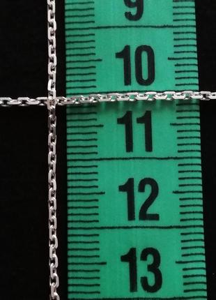 "Серебряная цепочка 50 см # серебро 925""лот 238 sale"