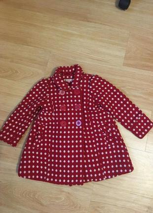 Фирменное пальто пальтишко фирмы lewis
