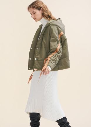 Куртка- пуффер дутая maje,оригинал