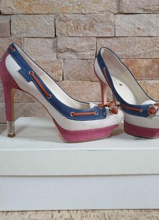 Celine  туфли высокий каблук
