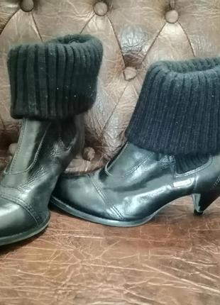 Стильные и удобные неординарные ботинки ботильйоны