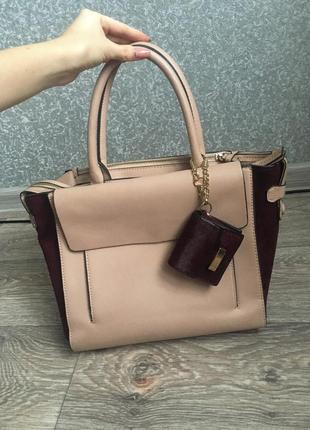 Вместительная сумка parfois