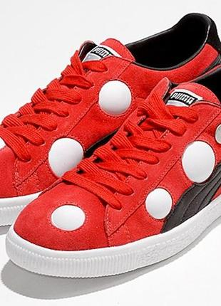 Дизайнерские кроссовки puma myhara my-56 red