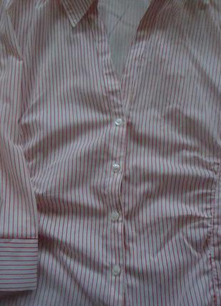 Деловая блуза в полосочку atmosphere
