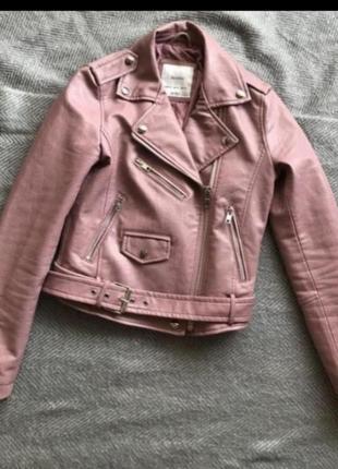 Куртка курточка косуха кожанка обмен обмін обміняю