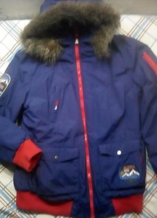 Зимняя куртка bonprix в идеале! 50-52 р.