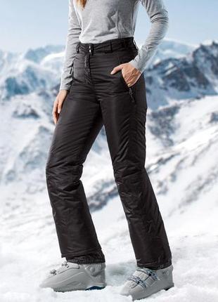 Теплые штаны, лыжные crivit