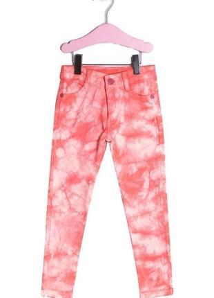 Красные джинсы с высокой посадкой, момы, скинни