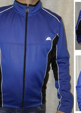 Veobike мужская куртка непромокаемая ветрозащитная флисовая
