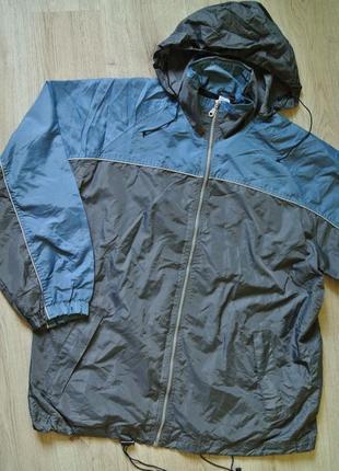 Куртка-вітровка чоловіча marcel clair. розмір l