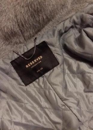 Теплое зимнее пальто reserved4