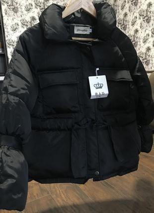 Нова курточка зима