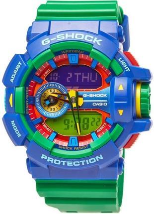 Часы casio g-shock ga 400 2aer