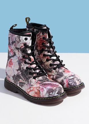 Демисезонные ботинки в наличии распродажа
