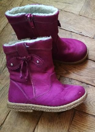 Демисезонные ботинки cap cake, сапоги сапожки чоботи чобітки