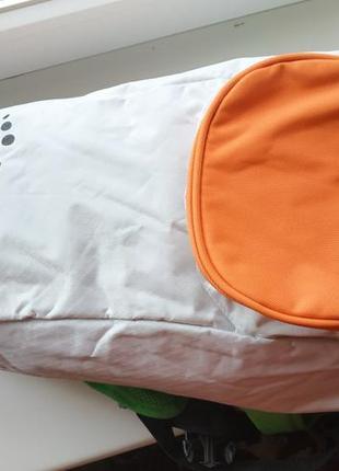 Рюкзак брендовый craft водонепроницаемый супер состояние