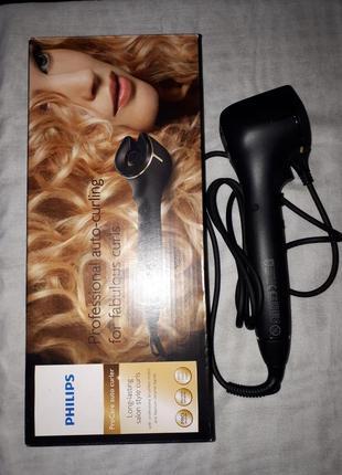 Машинка для завивки волос,  автоматическая плойка philips hps940/00