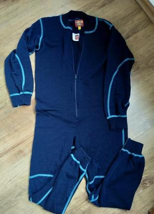 Термобелье термобілизна термо костюм комбінезон ромпер комбинезон мерінос шерсть меринос