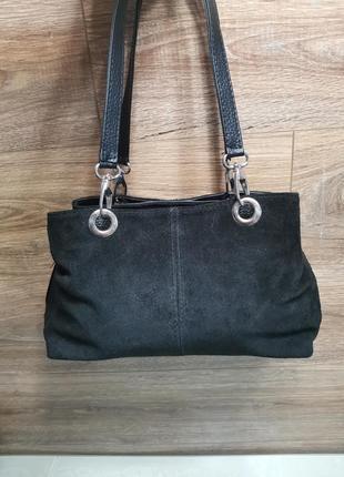 Сумка из натуральной кожи vera pelle,женская сумка из натуральной кожи