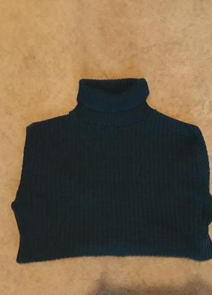 Гольф,свитер у рубчик