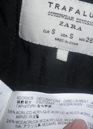 Суперське утеплене синтепоном   пальто- бойфренд від зара4