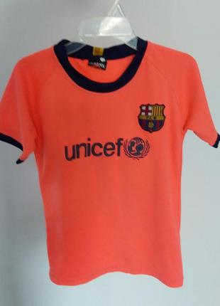 Футбольная футболка месси