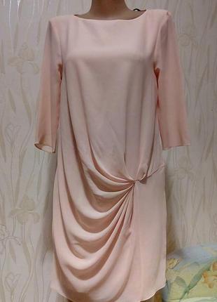 Стильное нежное платье zara.