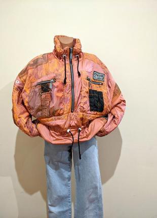 Винтажная куртка анорак