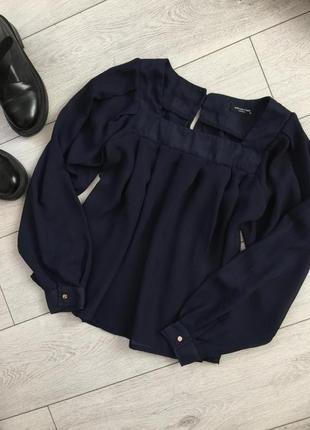 Стильная блуза/длинный рукав