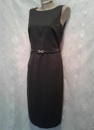 Платье-сарафан по фигуре, l