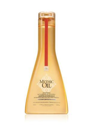 Шампунь l'oreal professionnel mythic oil shampoo