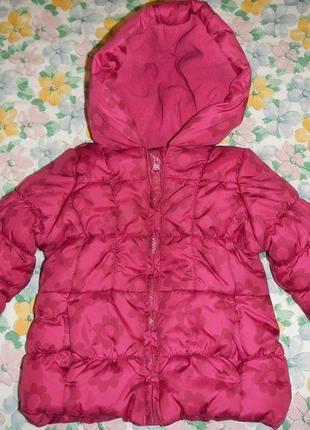 Куртка mathercare р.80см(9-12мес)