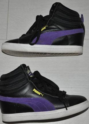 Фирменные кроссовки, сникерсы, ботинки puma