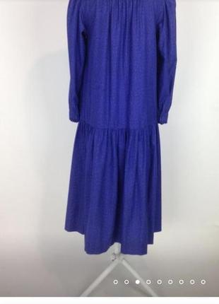 Винтажное платье laura ashley.бунтарская женственность10 фото